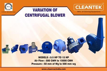 Centrifugal Air Blowers & Fans Manufacturers Cleantek