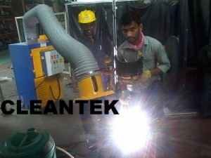 welding Fume extrcator