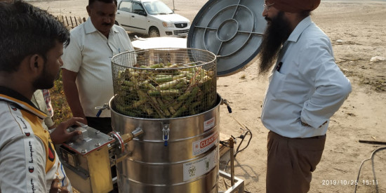 sugarcane-seed-treatment-device